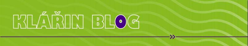 Klářin blog