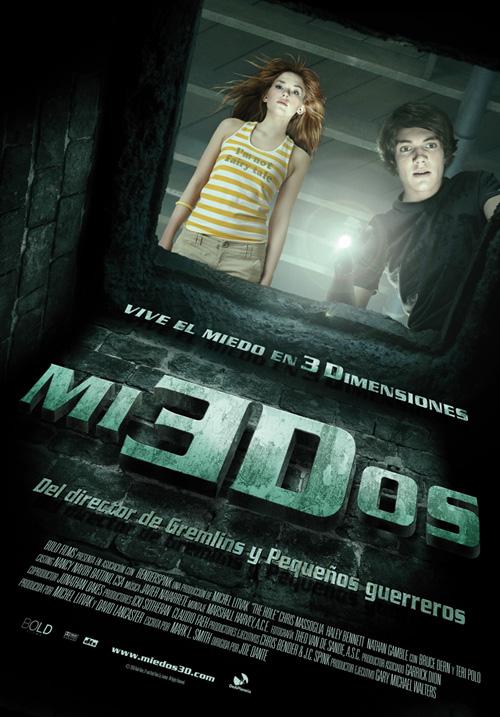 Miedos 3D (2010)
