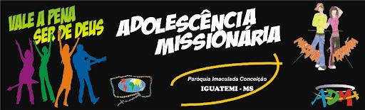Adolescência Missionária Iguatemi-MS
