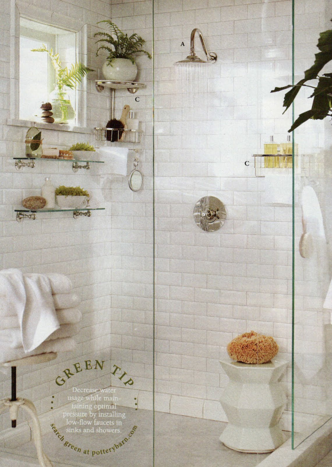 Elegant Bathroom Decorating Ideas Folat