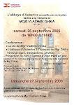 Auberive - 26-27/9/2009