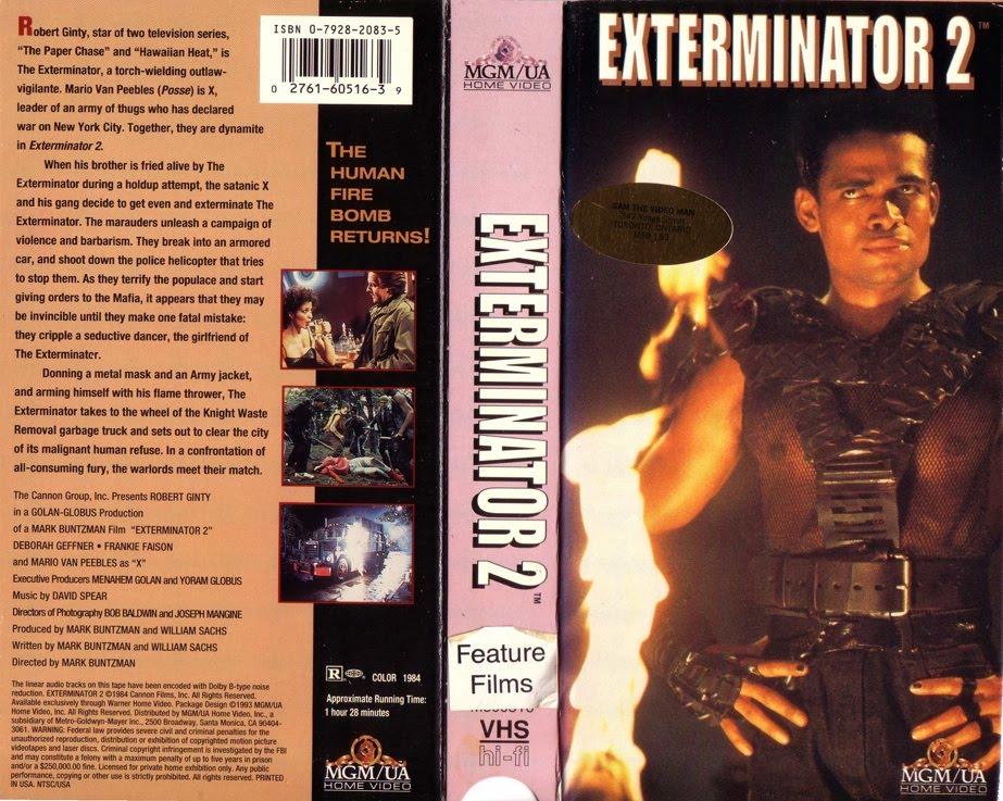 VHS Forever!: Exterminator 2