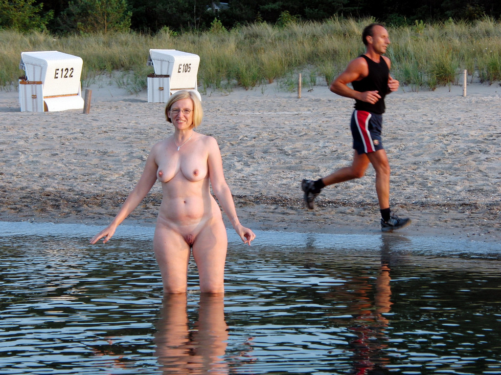 nudist of the day picture