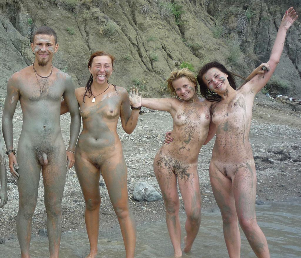 That cottage Naked city nudist camp peridot?