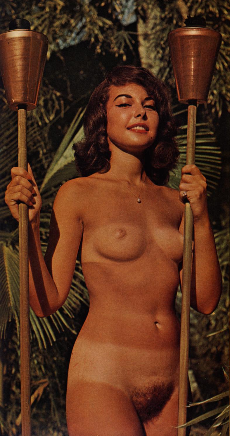 Женщины ретро голые фото