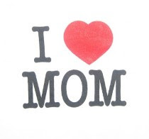 i do love u mom :D