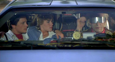 Back to the Future, Part II, Michael J. Fox, Elisabeth Shue, Christopher Lloyd