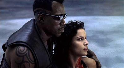 Wesley Snipes, Leonor Varela, Blade 2