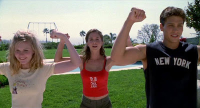 Kirsten Dunst, Eliza Dushku, Huntley Ritter, Bring It On