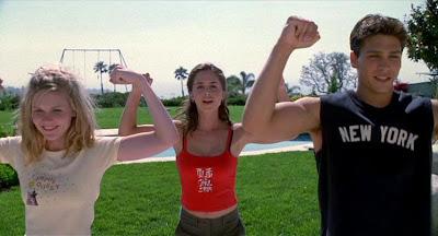 Kirsten Dunst, Eliza Dushku, Huntley Ritter, Bring It On