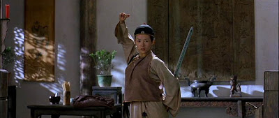 Ziyi Zhang, Crouching Tiger, Hidden Dragon