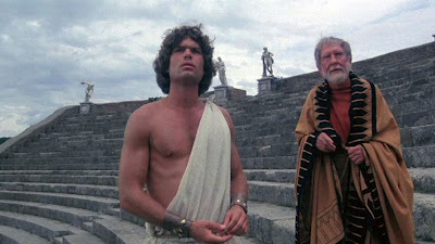 Harry Hamlin, Burgess Meredith, Clash of the Titans