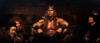 Arnold Schwarzenegger, Conan the Barbarian