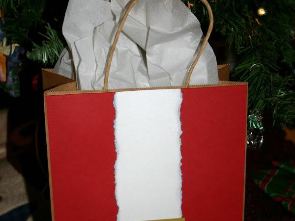 Ho! Ho! Ho! Gift Bag
