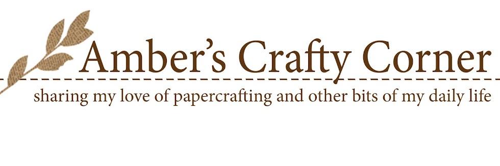 Amber's Crafty Corner