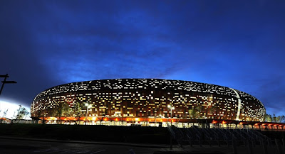 Soccer City Stadium,Africa World Cup 2010