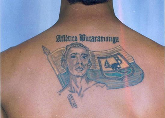 Barras B Tatuajes