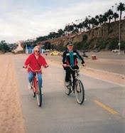 Mum & Dad - Santa Monica - 1998