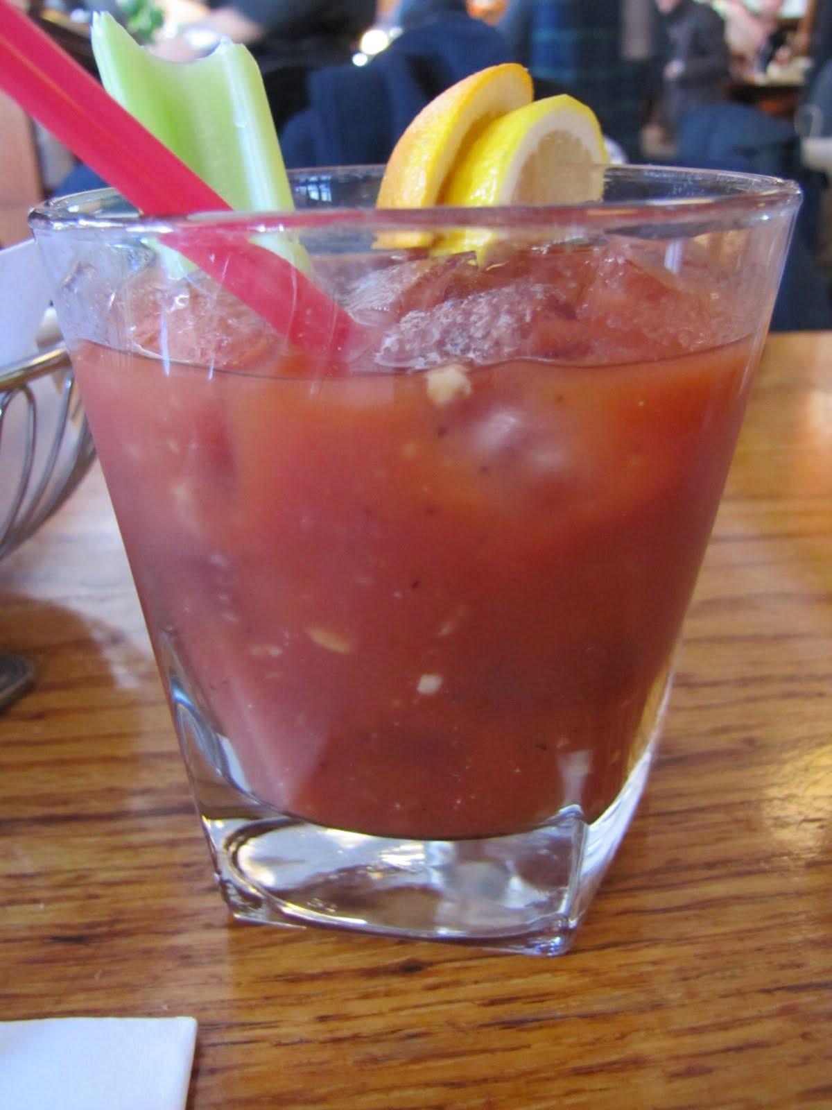 Virgin Grilled-Tomato Bloody Maria Recipes — Dishmaps