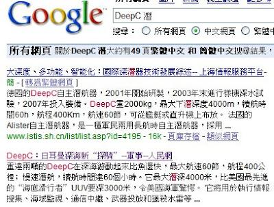 用Goolge搜尋器搜尋的結果影像圖