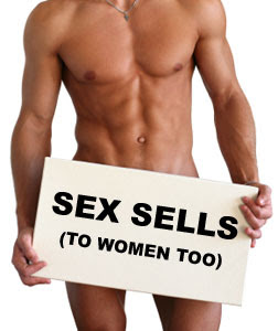 Does sex really sell?