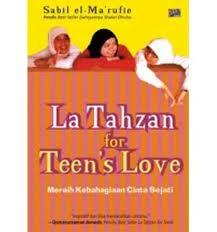 La Tahzan For Teen's Love Download Ebook