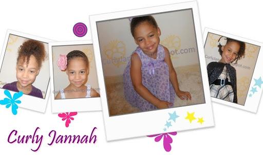 Curly Jannah