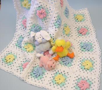 1 Bebiş Battaniye Modelleri