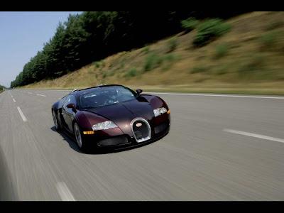 Bugatti Veyron The Targa Florio