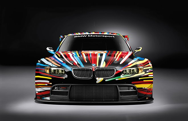 Joaos corner jeff koons bmw art car jeff koons bmw art car bookmarktalkfo