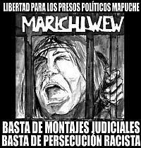 Hermanos mapuches en Huelga de Hambre