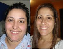 Diferença de rosto!