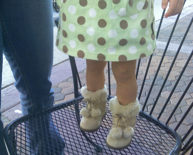 Jocelyn's Boots