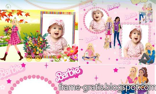 Barbie Photo Frames part 2