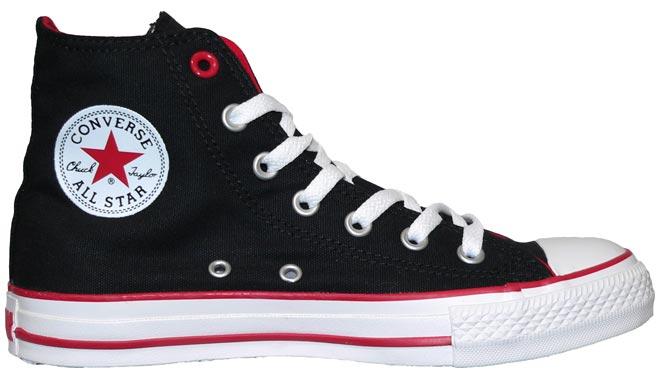 converse red black - ♥ Fashion Princess ♥
