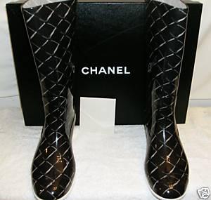 chanelrainboots1 - ♥ Fashion Princess ♥