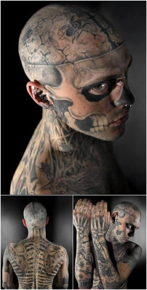 tattoos calaveras. tattoos de calaveras.
