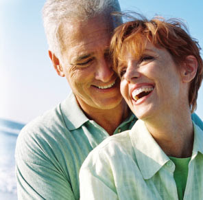 aging secrets for older couple