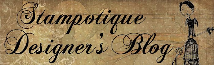 Stampotique Designer&#39;s Blog