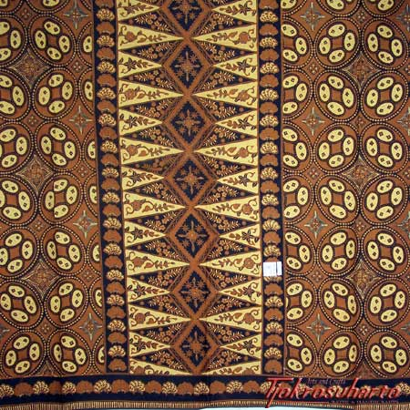 Batik.Batik is a craft that has high artistic value and has become