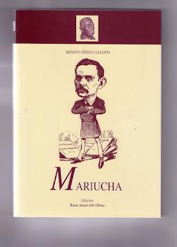 Mariucha-Pérez Galdós-Ed. Tantín-Santander-2004
