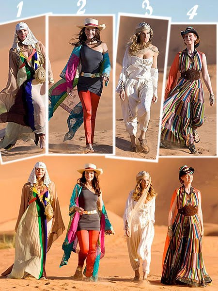 Designers Behind The Desert Style Are