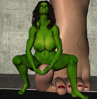 She-Hulk finally manages to