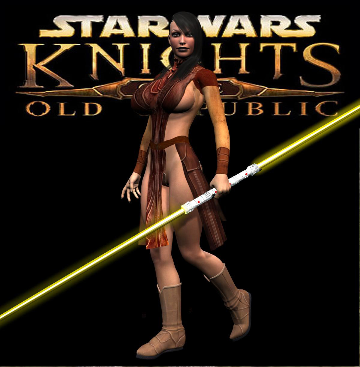 Kotor 1 bastila nude skin erotic photos