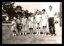 O'Farrell Kids Circa 1960
