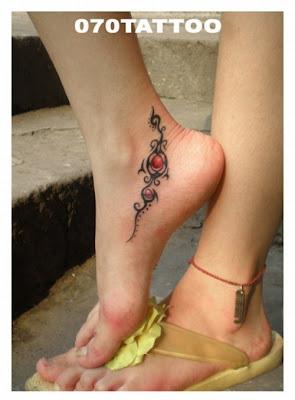 tattoo on foot, tribal tattoos, cute tattoo