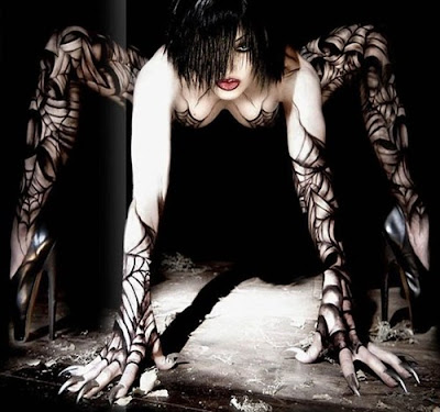 spider tattoos, girls tattoos, hand tattoos, tattoos desings,