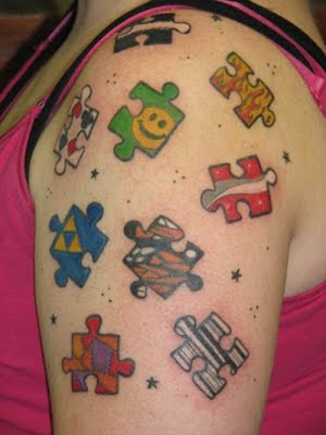 Labels: mens tattoos, puzzle tattoos, shoulder tattoos, tattoo designs