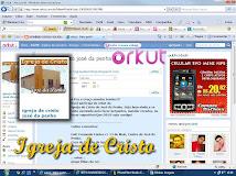 ORKUT DA IGREJA DE CRISTO