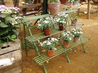 Casa da flor de maio estantes para vasos - Estantes para plantas ...